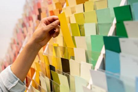 Experten: Diese Farbe im Haus kann Depressionen lindern!