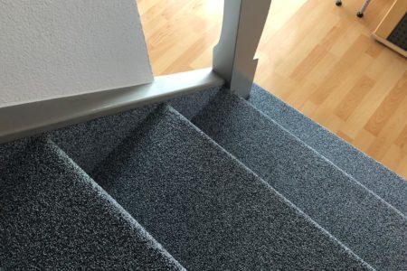 Projekt leises Treppenhaus: zu vollster Zufriedenheit erledigt!
