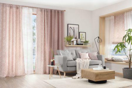 Die passen zusammen: Die schönsten Farbkombinationen für Gardinen und Vorhänge