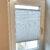 Das fertig montierte Plissee am Fenster des TTM-Kunden in Gotha.