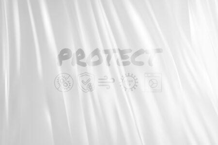 PROTECT reduziert Bakterien zu 99,7% und verringert das Coronavirus SARS-CoV-2 über 99,9%.